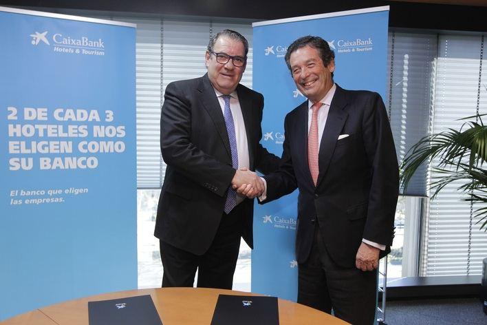 CaixaBank abre una línea de crédito de 4.000 millones para el sector hotelero