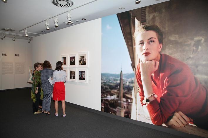 CaixaForum Palma acoge hasta el 20 de enero la muestra 'Robert Capa en color'