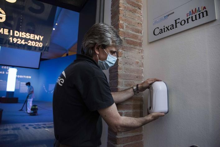 CaixaForum de Palma reabre el 1 de junio con protocolos de seguridad sanitaria