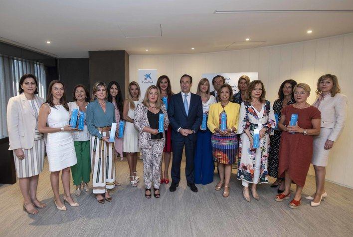 Abierto el plazo para presentar candidaturas a los premios Mujer Empresaria CaixaBank