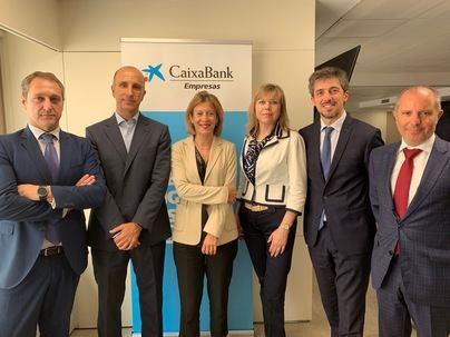 CaixaBank reúne a empresarios en Palma de Mallorca para hablar de las divisas y tipos de interés