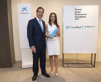 Maria Antonia Llull obtiene el Premio Mujer Empresaria en Baleares de CaixaBank