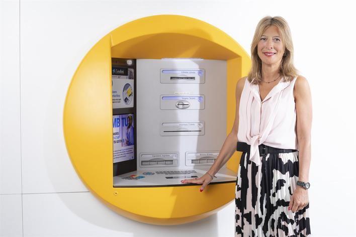 CaixaBank instala en Baleares los primeros cajeros con reconocimiento facial