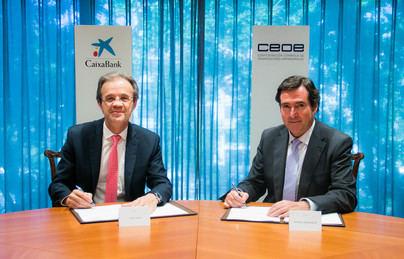 CaixaBank inyectará 20.000 millones de euros a las empresas en dos años