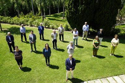 Calvià firma el plan para la recuperación con un coste económico global que supera los 8 millones