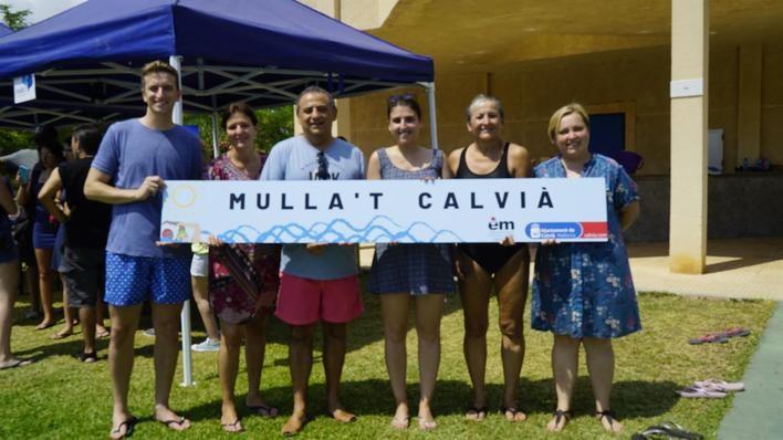 Calvià se suma a la campaña 'Mulla't' de la Asociación Balear de Esclerosis Múltiple