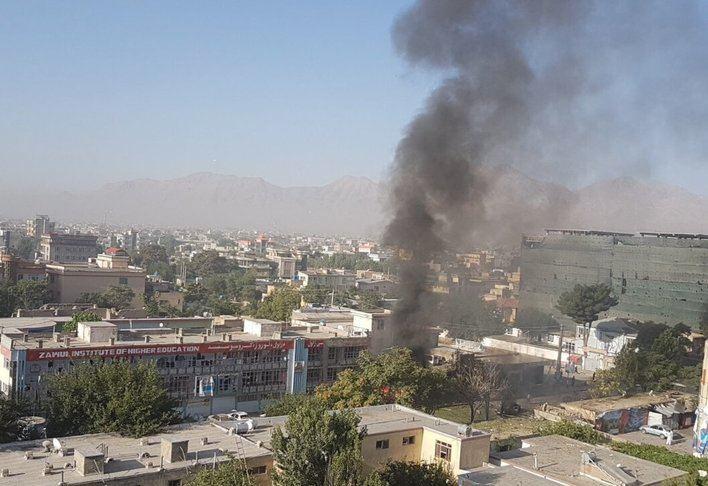 Una explosión en la Universidad de Kabul deja 6 muertos y 27 heridos