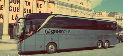 El transporte turístico se inquieta por la llegada de la portuguesa Greenbus