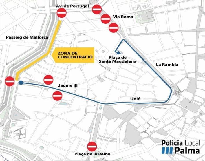 El Carro Triunfal de la Beata desfilará por las calles de Palma