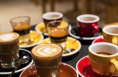 Primer campeonato barista en la feria de hostelería y restauración Horeca