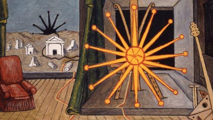 Una exposición recoge en Palma 60 obras del mundo onírico de De Chirico