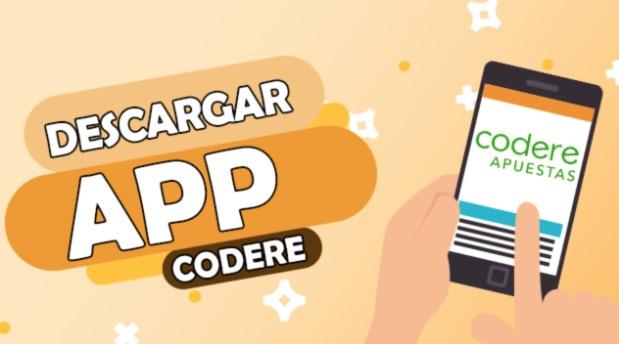 Como descargar la app de Codere Apuestas en 4 pasos