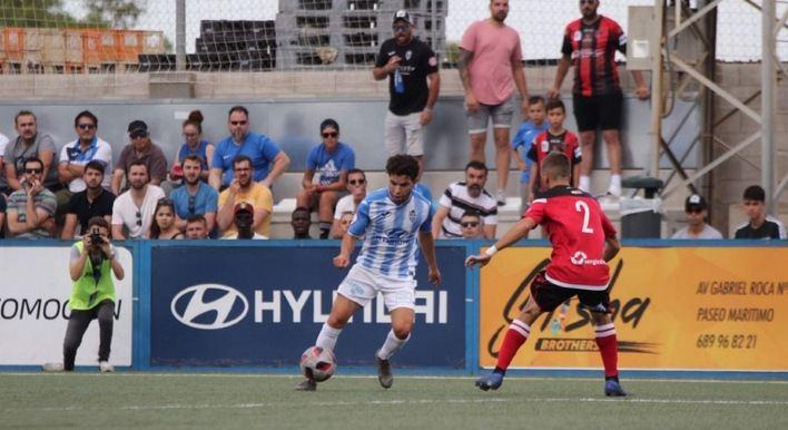 El Atlético Baleares mantiene viva la llama del ascenso