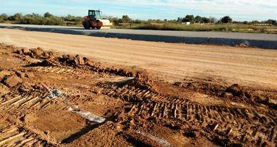 Autovía a Campos: un informe del Consell confirma que el material no es tóxico como dicen los ecologistas