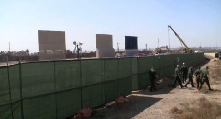 Trump desvía otros 3.600 millones de dólares del Pentágono para el muro con México