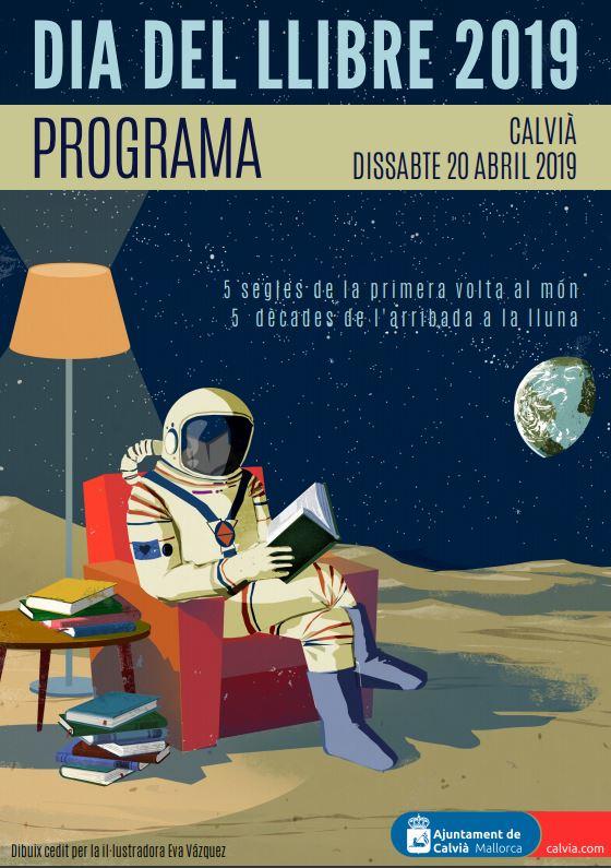 Calvià celebra el Día del Libro el 20 de abril