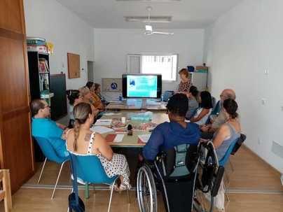 Cáritas Mallorca incorpora 27 nuevos voluntarios a su labor social