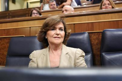 Calvo dice que el 'Open Arms' no quiso 'en ningún momento venir a puerto español'