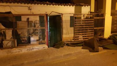 Adiós al chiringuito base de los carteristas de s'Arenal
