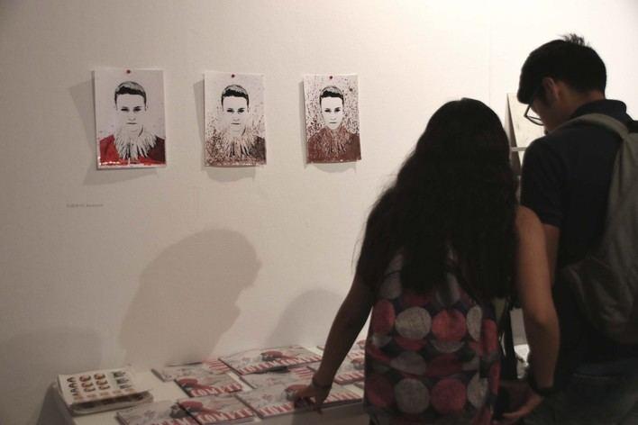 El Casal Solleric acoge hasta este domingo la exposición 'De Terra i Fang'
