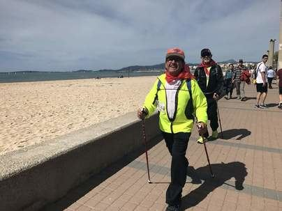Este domingo cierran al tráfico la primera línea de la Playa de Palma