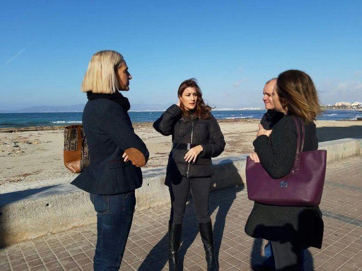 Ciudadanos exige que Palma y Llucmajor trabajen juntos para revitalizar Playa de Palma y s'Arenal