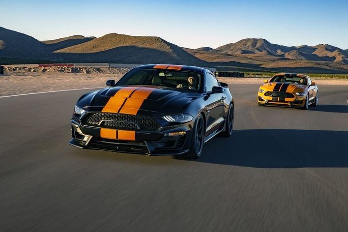 Ocho coches de película disponibles en los Estados Unidos y que se pueden alquilar con Sixt