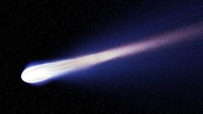Detectado el primer cometa interestelar en el sistema solar