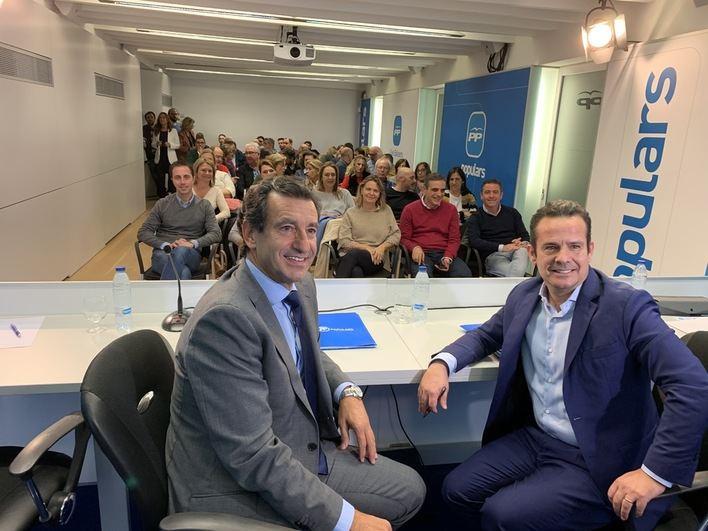 """Company: """"Sánchez ha pactado con sus socios preferidos de la izquierda radical"""""""