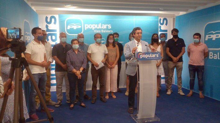 Company: 'No admitiremos que se incauten los ahorros de los vecinos de Mallorca'