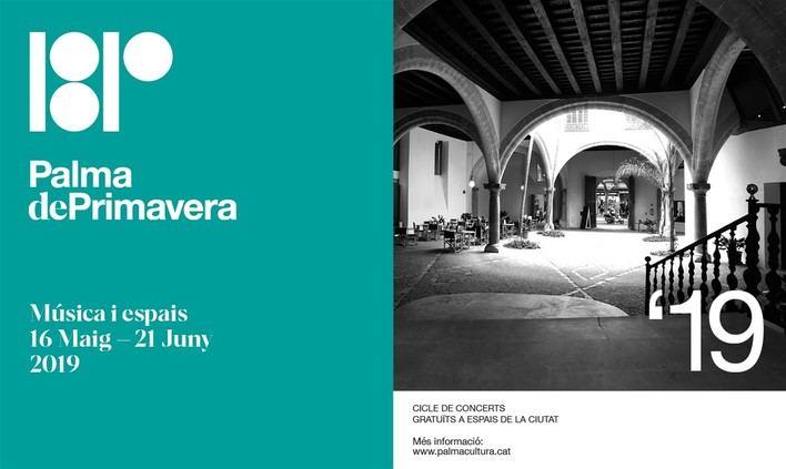 Maria Rodés, Lina Tur, Emily Barker y Gamma Dúo actuarán en el Palma de Primavera 2019