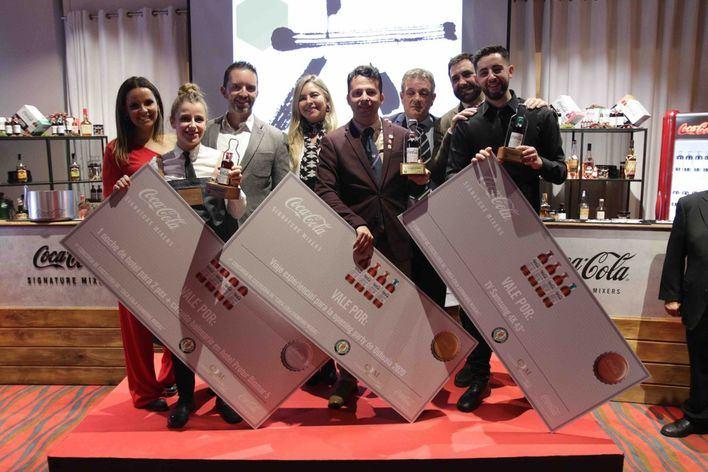 El mallorquín Fernando Calderón gana el Primer Concurso de Coctelería de Coca-Cola Signature Mixers