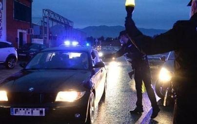 Desalojan una fiesta con decenas de asistentes en la carretera vieja de Sineu