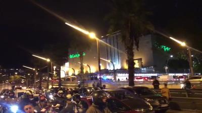 Los CDR cortan las principales vías de entrada y salida de Barcelona