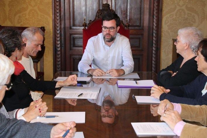 Cort firma un protocolo para impulsar la economía social y solidaria en Palma