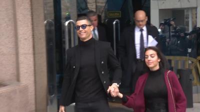 Retiran la demanda contra Cristiano Ronaldo por presunta agresión sexual en 2009