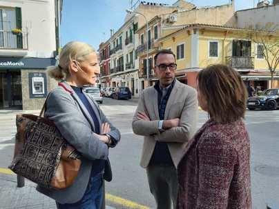 """Ciudadanos asegura que Jarabo """"miente"""" con las pérdidas de las terrazas"""