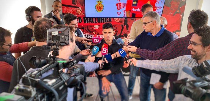 Xisco Campos renueva una temporada más con el RCD Mallorca