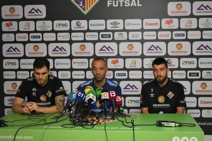"""Vadillo: """"Estamos jugando bien pero nos falta marcar goles"""""""