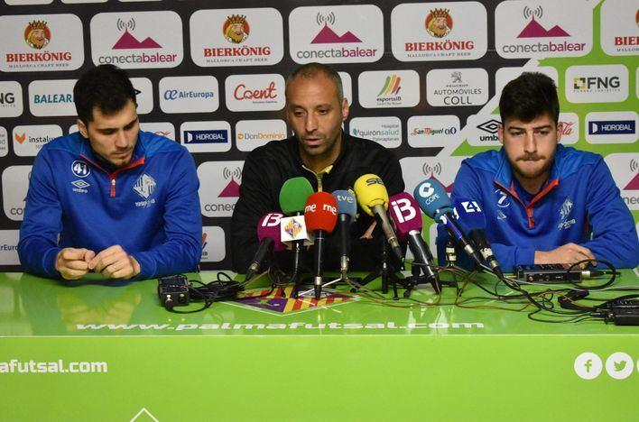 El Palma Futsal, ante una jornada decisiva para los puestos de playoff