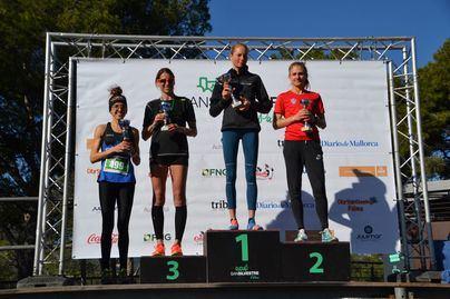 1.000 corredores en la VI San Silvestre Juaneda