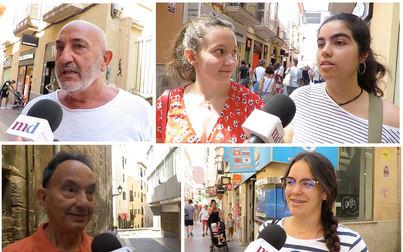 Los ciudadanos de Palma ponen en valor el día Internacional del Abuelo