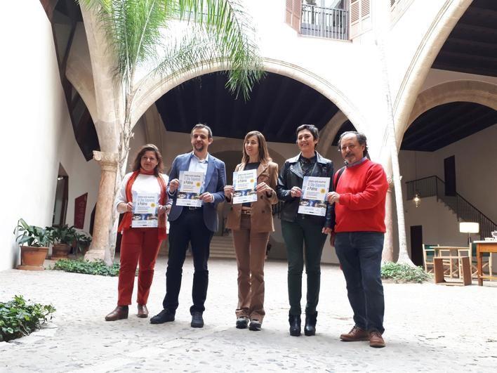 Cort mostrará el patrimonio de Palma a través del 'Día Sapiens 2019'