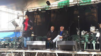 Llucmajor celebra el inicio de los actos de la Diada de Mallorca, que arranca el 31 de diciembre