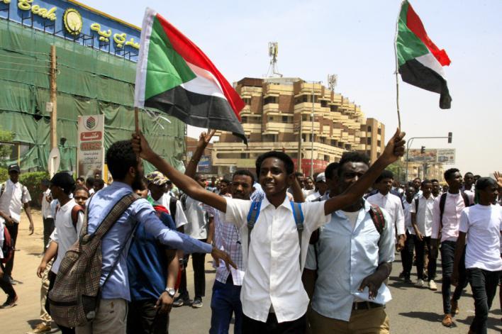 Mueren cinco manifestantes por disparos de las fuerzas de seguridad de Sudán