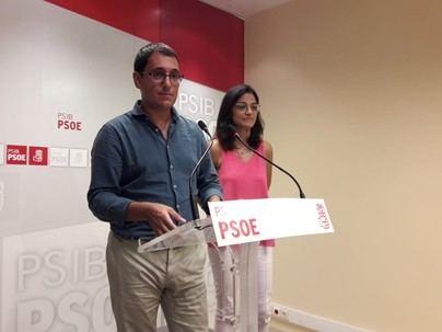 El PSIB pide una 'una fórmula legal' para transferir de inmediato los 177 millones