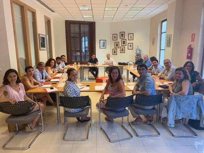 El PSIB nombra a Silvia Cano portavoz en el Parlament y a Carbonero como adjunta