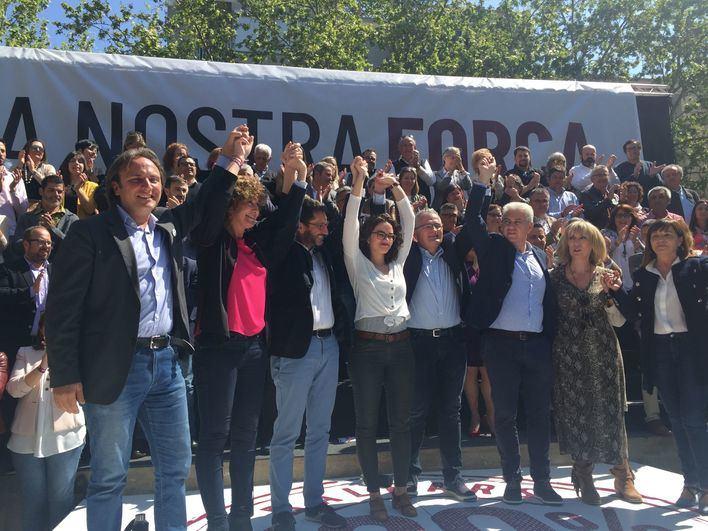 Font apela al voto de los indecisos para lograr representación en Madrid