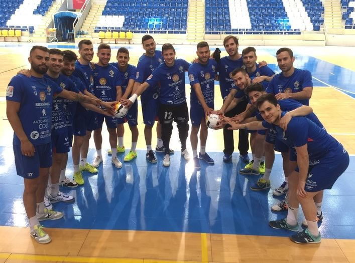 El Palma Futsal arranca el playoff frente a Movistar Inter