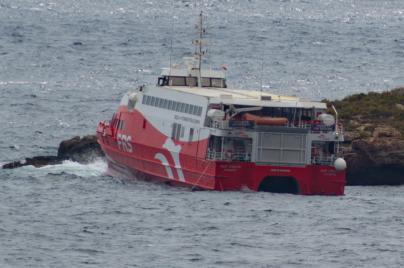 Continúa estable dentro de la gravedad el niño de 10 años herido en el accidente del ferry FRS